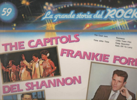 Various - The Capitols / Frankie Ford / Del Shannon / Gladys Knight And The Pips – The Capitols / Frankie Ford / Del Shannon / Gladys Knight And The Pips