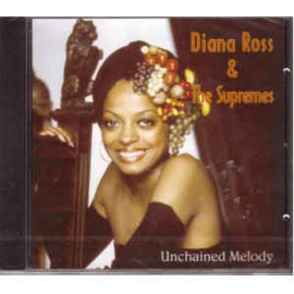 Diana Ross & The Supremes ‎– Unchained Melody (CD)