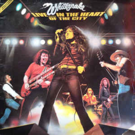 Whitesnake ‎– Live... In The Heart Of The City