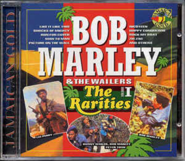 Bob Marley & The Wailers ‎– The Rarities Volume I (CD)