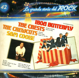 Various - Iron Butterfly / The Crests / The Crew Cuts / Sam Cooke – Iron Butterfly / The Crests / The Crew Cuts / Sam Cooke
