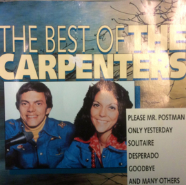 Carpenters – The Best Of The Carpenters (CD)