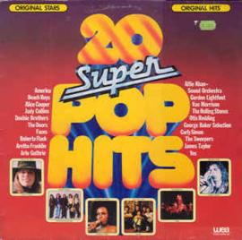 Various – 20 Super Pop Hits