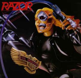 Razor – Evil Invaders