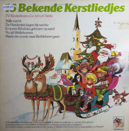 T.V. Kinderkoor o.l.v. Iet v.d. Velde – 16 Bekende Kerstliedjes