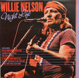 Willie Nelson ‎– Night Life