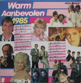 Various – Warm Aanbevolen 1985