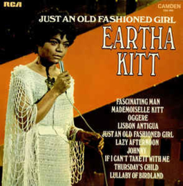 Eartha Kitt ‎– Just An Old Fashioned Girl