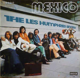 Les Humphries Singers ‎– Mexico