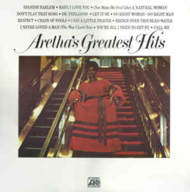Aretha Franklin – Aretha's Greatest Hits (LP)