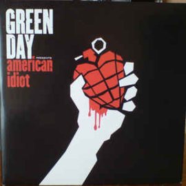 Green Day ‎– American Idiot (2LP)