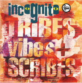 Incognito ‎– Tribes, Vibes And Scribes (CD)