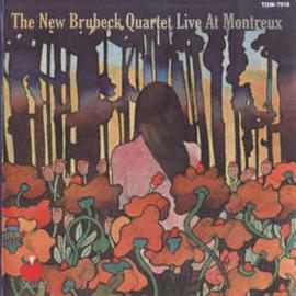 New Brubeck Quartet – Live At Montreux