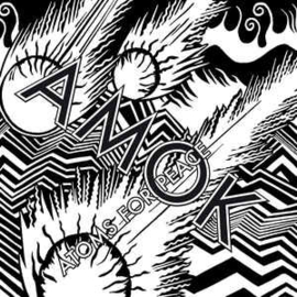 Atoms For Peace – Amok (CD)