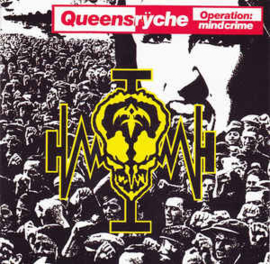 Queensrÿche ‎– Operation: Mindcrime (CD)