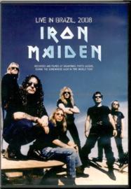 Iron Maiden – Live In Brazil, 2008 (DVD)