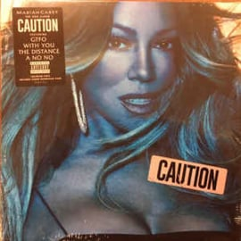 Mariah Carey ‎– Caution (LP)