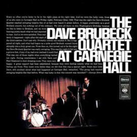 Dave Brubeck Quartet – At Carnegie Hall