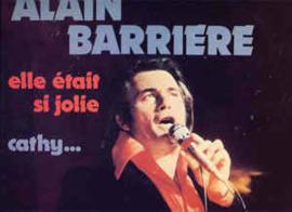 Alain Barrière – Elle Etait Si Jolie