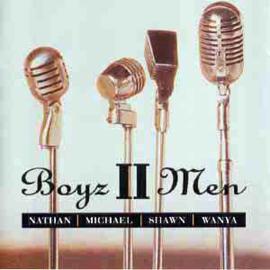 Boyz II Men – Nathan, Michael, Shawn, Wanya (CD)