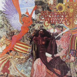 Santana – Abraxas (CD)