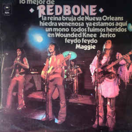 Redbone ‎– The Best Of Redbone