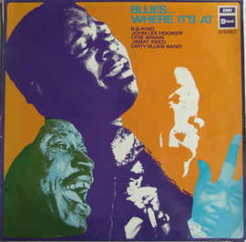 Various – Blues... Where It's At