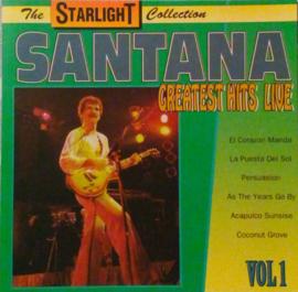 Santana – Greatest Hits Live (CD)