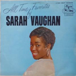 Sarah Vaughan – All Time Favorites By