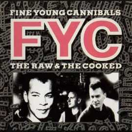 Fine Young Cannibals ‎– The Raw & The Cooked (CD)