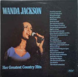 Wanda Jackson – Her Greatest Country Hits