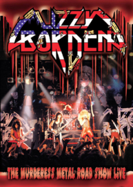 Lizzy Borden – The Murderess Metal Road Show Live (DVD)