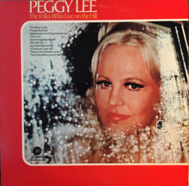 Peggy Lee – The Folks Who Live On The Hill
