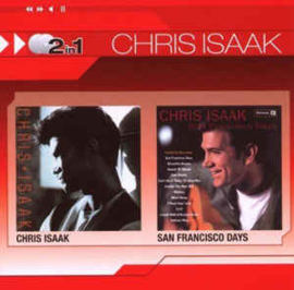 Chris Isaak ‎– Chris Isaak / San Francisco Days (CD)
