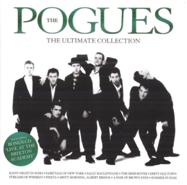 Pogues – The Ultimate Collection (Including Live At The Brixton Academy) (CD)