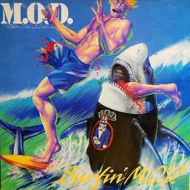 M.O.D. – Surfin' M.O.D.