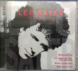 Leo Sayer – 1975-1976 (CD)
