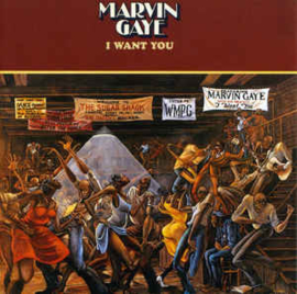 Marvin Gaye ‎– I Want You (CD)