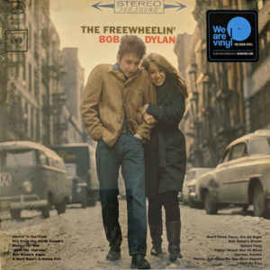Bob Dylan ‎– The Freewheelin' Bob Dylan (LP)