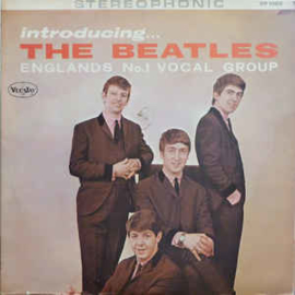 Beatles ‎– Introducing... The Beatles