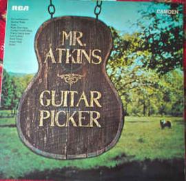 Chet Atkins – Mr Atkins - Guitar Picker