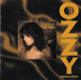 Ozzy Osbourne ‎– No More Tears (CD)