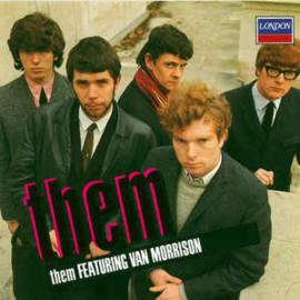 Them  ‎– Them Featuring Van Morrison (CD)