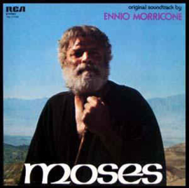 Ennio Morricone ‎– Moses (Original Motion Picture Soundtrack)