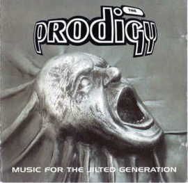 Prodigy ‎– Music For The Jilted Generation (CD)