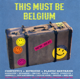 Various – This Must Be Belgium