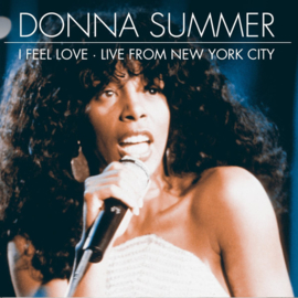 Donna Summer – I Feel Love · Live From New York City (CD)