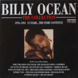 Billy Ocean ‎– The Collection (CD)