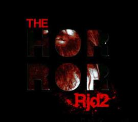 RJD2 – The Horror (CD)