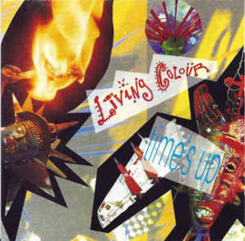 Living Colour ‎– Time's Up (CD)